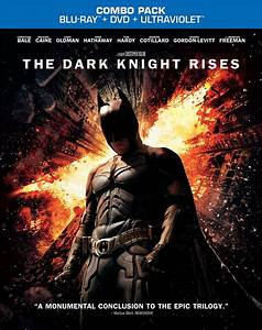 THE DARK KNIGHT RISES Blu-ray Featurette Goes Behind the ...