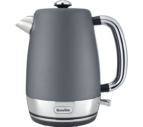 Kettle Kitchen Uk by Buy Breville Strata Vkj994 Jug Kettle Grey Free