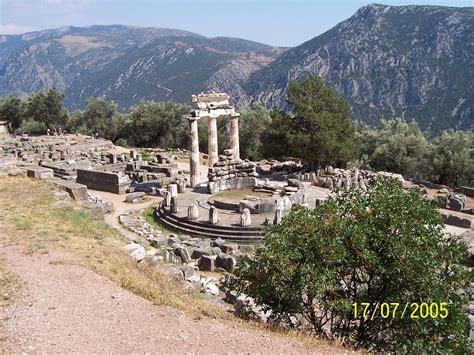 Foto Complesso archeologico di Delfi-Grecia - Viaggi ...