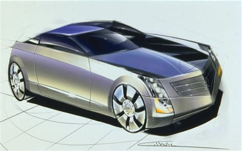 cadillac evoq concept image httpswwwconceptcarz