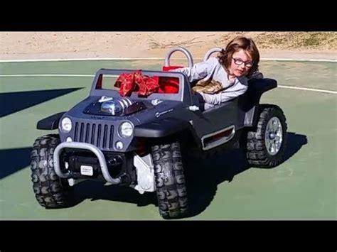 Power Wheels Jeep Hurricane Conversion