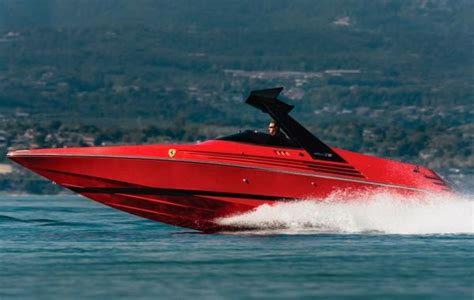 Your destination for buying ferrari laferrari. This Rare Riva-Ferrari Boat Will Find A New Home Soon, What About Your Garage? - Marine News ...