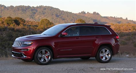 cars jeep grand cherokee 2014 jeep grand cherokee exterior 015 the truth about cars