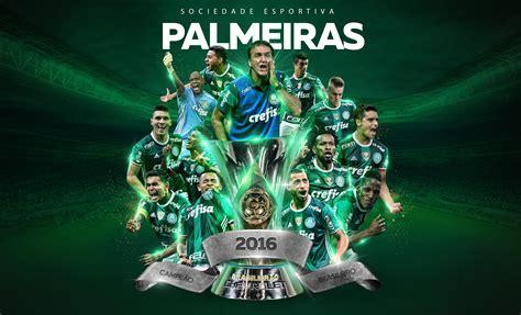 Palmeiras campeão: baixe o papel de parede do título do ...