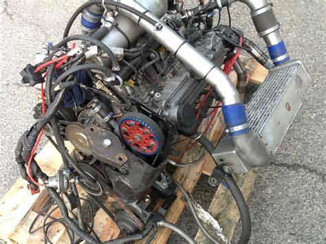 fiat uno turbo engine race car parts  sale  raced
