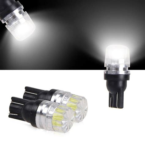 Led Light Bulbs For Trucks by 2x White T10 T15 5050 5 Smd Led Car Vehicle Side