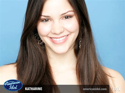 Most Famous Actress Katharine Mcphee