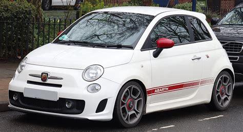Fiat 500 Abarth — Wikipédia