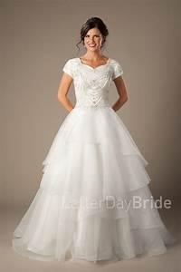 mormon wedding dresses weismann With mormon wedding dresses