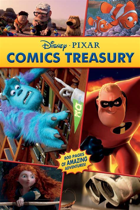 disney pixar comics treasury disney wiki
