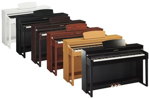 yamaha clavinova clp 430 yamaha clp 430 clavinova digital piano various colours and