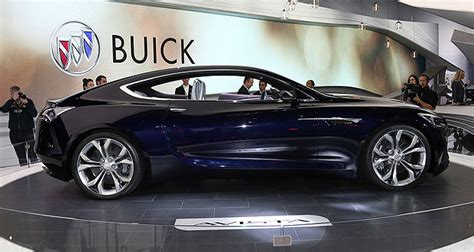 2019 Buick Avista Release Date And Price