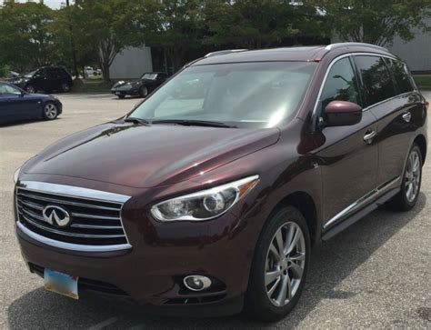 Bill Gatton Suzuki by Buy Used 2014 Infiniti Qx60 In Kenbridge Virginia United