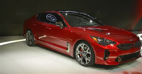 kia stinger concept unrated flair
