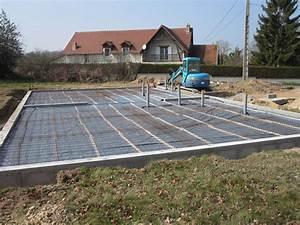 Isolation Dalle Beton Sur Terre Plein : terrasse bois sur terre plein id es sur les parcs et ~ Premium-room.com Idées de Décoration