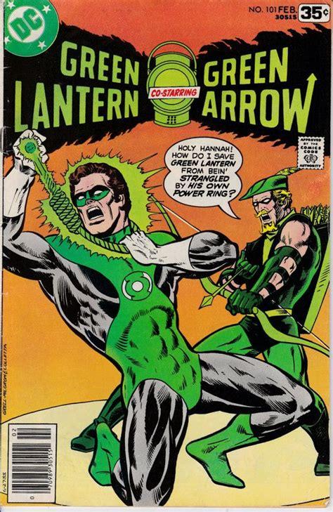 Green Lantern #101 - February 1978 Issue - DC Comics ...
