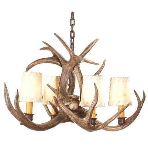17 best ideas about deer antler chandelier on