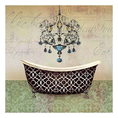 Bathroom decor & design ideas. For above my towel rack. | Vintage bath, French vintage, Bathroom wall decor