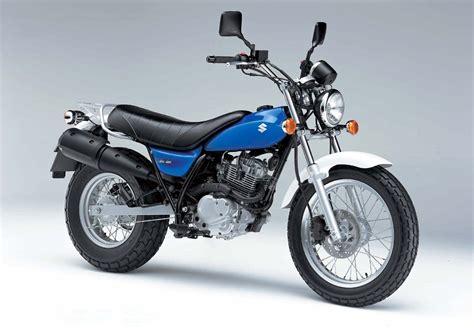 125cc Suzuki by Suzuki Vanvan 125 Turystyk W Starym Stylu 125 Ccm Pl