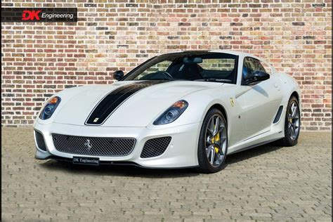 The ferrari gto needs no introduction to automotive enthusiasts. Ferrari 599 GTO for sale - Vehicle Sales - DK Engineering