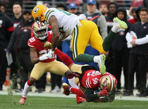 49ers Run Over Packers To Earn Trip To Super Bowl