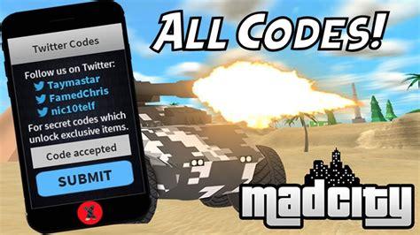 codes  mad city  roblox  strucidcodescom