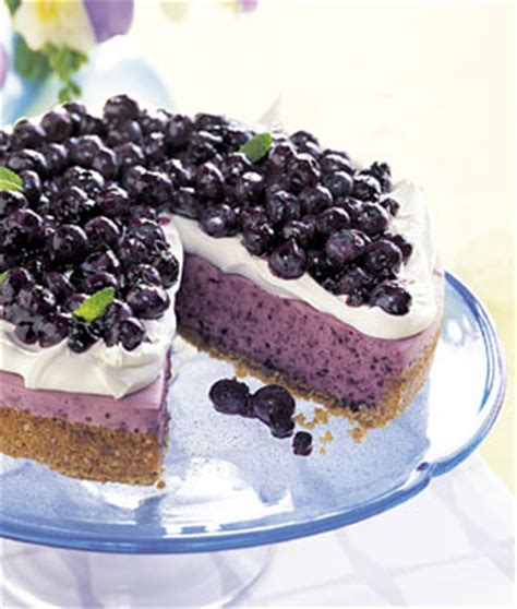 bake cheesecake  blueberry farm