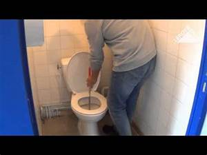 Comment Déboucher Les Wc : comment d boucher un wc leroy merlin doovi ~ Dailycaller-alerts.com Idées de Décoration