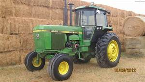 1979 John Deere 4640 Tractors - Row Crop   100hp