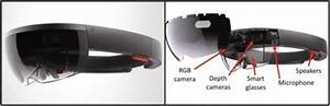 Hololens Device And Major Components  2  7