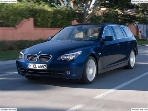 Gambar Mobil Bmw 5 Series Touring by Bmw 5 Series Touring 2008