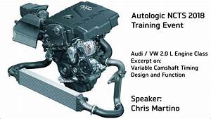 Vw    Audi Variable Valve Timing Made Easy