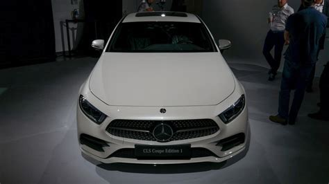mercedes benz cls  preview    mild