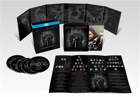 breaking   game  thrones season  box set