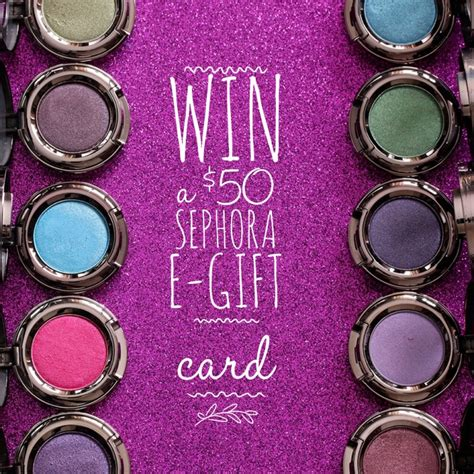 Urban decay, bareminerals, bumble and bumble, make up for ever Leave a Comment for a Chance to Win a $50 Sephora E-GIFT ...