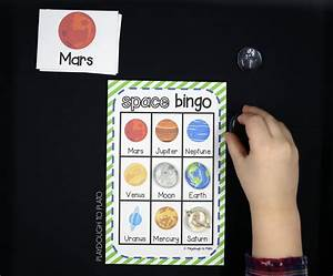 Outer Space Activity Pack - Playdough To Plato