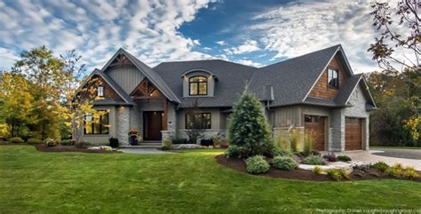 Custom Country Homes