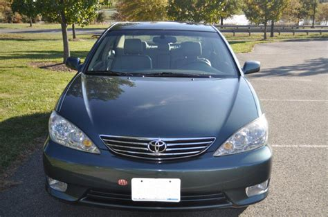 Toyota Xle For Sale by 2005 Toyota Camry Xle For Sale For Sale By Owner