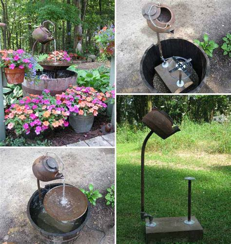 water feature diy ideas 25 diy water features will bring tranquility relaxation to any home architecture design