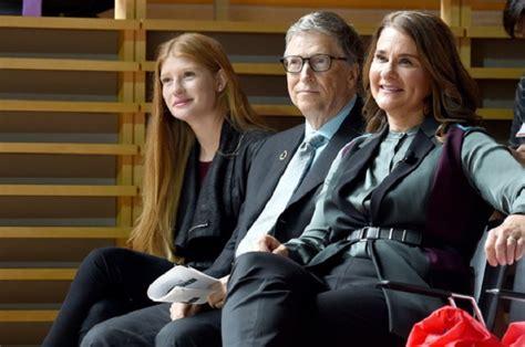 A Glimpse Into Phoebe Adele Gates' Life As Bill Gates ...
