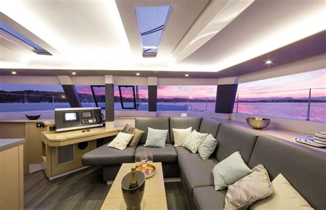 fountaine pajot luxury catamarans motor yachts