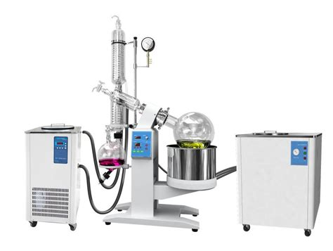 Or Vaccum by Re La Large Capacity Rotary Evaporator Manufacturer In