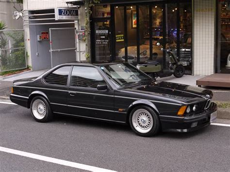 Bmw E24 M6 by Bmw M6 E24 On Bbs Rs In Japan Jdmeuro