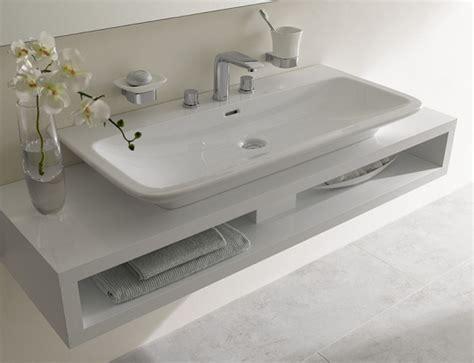 waschbecken für badezimmer moderne badezimmer mit minimalistischem design toto