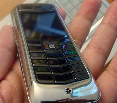 Vertu Phone Ebay by Ebay 5600 Vertu Constellation Phone Has Ceramic