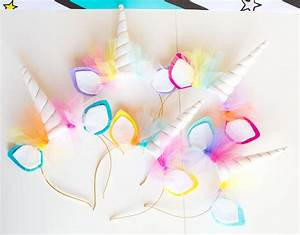 Unicorn Birthday Party Decorations by Modern Moments