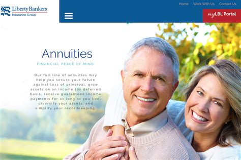 Read our guide and find out their history, rates, and how they compare to other life insurance companies. Liberty Bankers Life Insurance Company Uses Ebix's Annuity Exchange Platform   Insurance ...