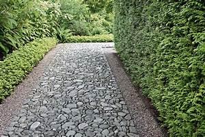 Gartenwege Aus Kies : kies einfach edel und zeitlos gartenzauber ~ Sanjose-hotels-ca.com Haus und Dekorationen