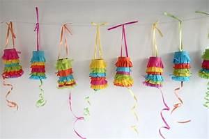 Fabriquer Un String : make this pull pi ata garland love cupcakes blog ~ Zukunftsfamilie.com Idées de Décoration