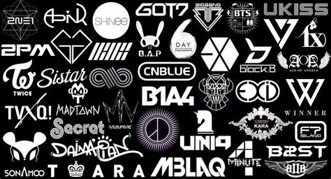 kpop logos allkpop forums